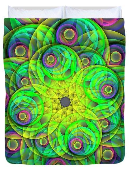 Hypnosis Duvet Cover