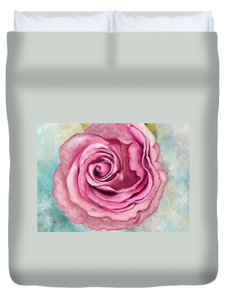 I Have Just Met You, And I Love You Duvet Cover