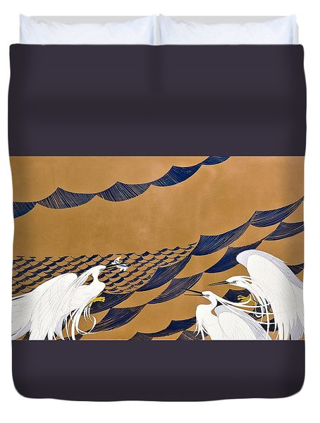 Japanese Modern Interior Art #115 Duvet Cover