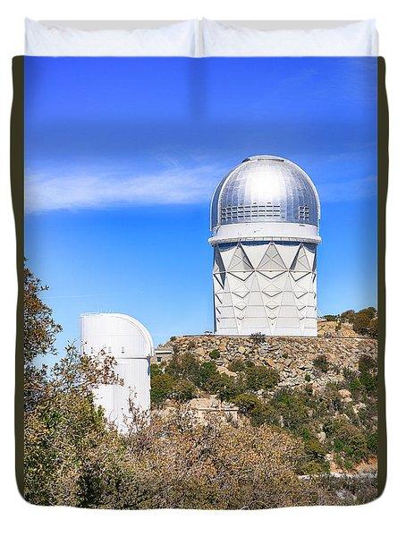 Kitt Peak Observatory Az Duvet Cover