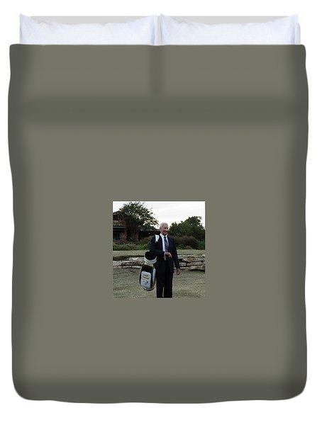 Larry 2 Duvet Cover