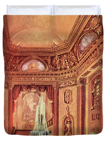 Mastbaum Theatre Duvet Cover