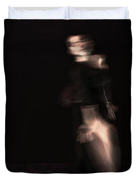 Modern Dance 5 Duvet Cover