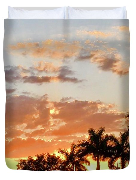 Neighborhood Watch #1 Duvet Cover