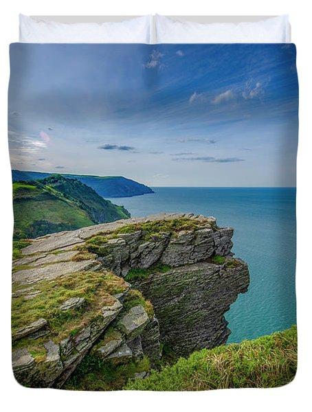 North Devon Views Duvet Cover