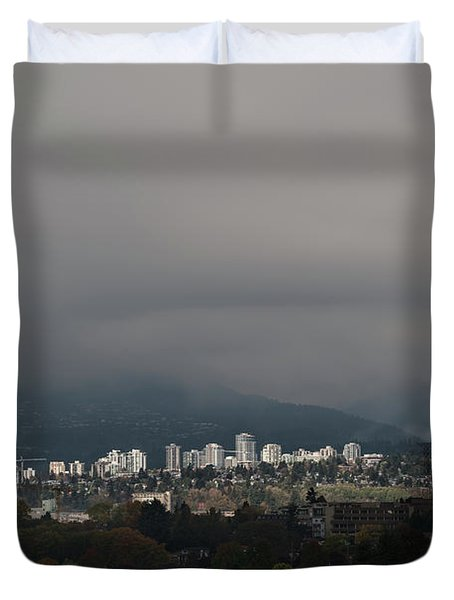 North Vancouver  Duvet Cover