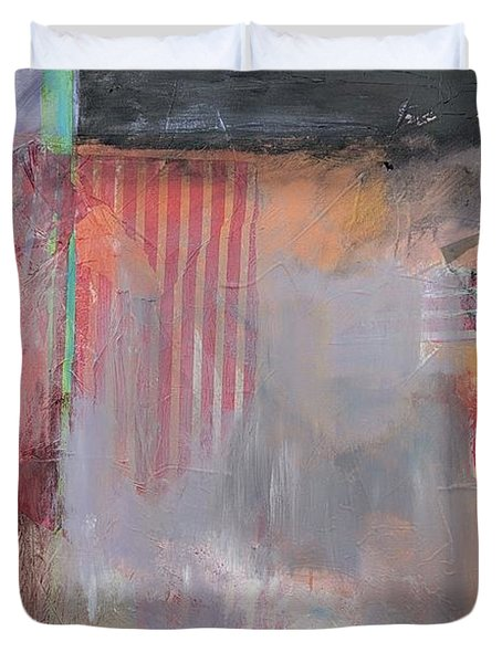 Palimpsest Duvet Cover