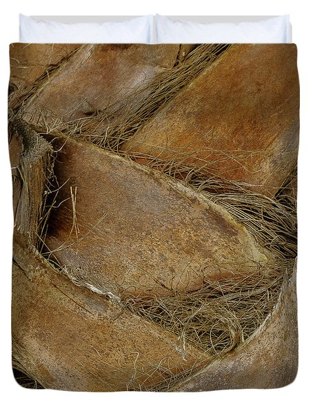 Palm Duvet Cover