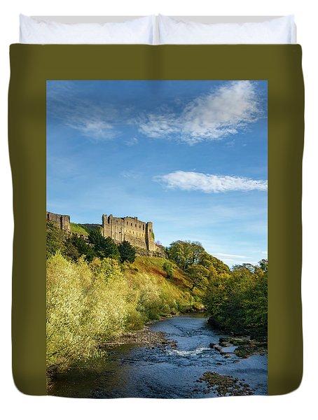 Richmond Castle Duvet Cover