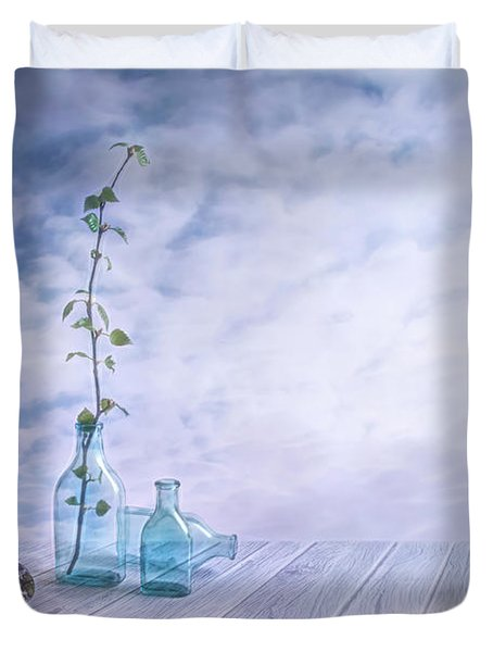 Spring Is Coming 2 Duvet Cover