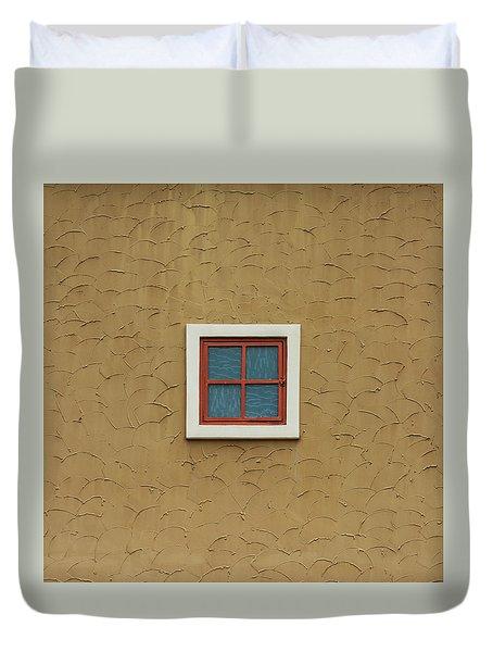 Texas Windows 3 Duvet Cover