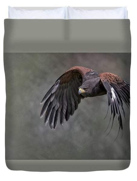 The Harris Hunter Duvet Cover