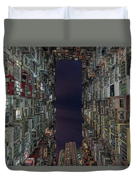 The Montane Mansion Duvet Cover