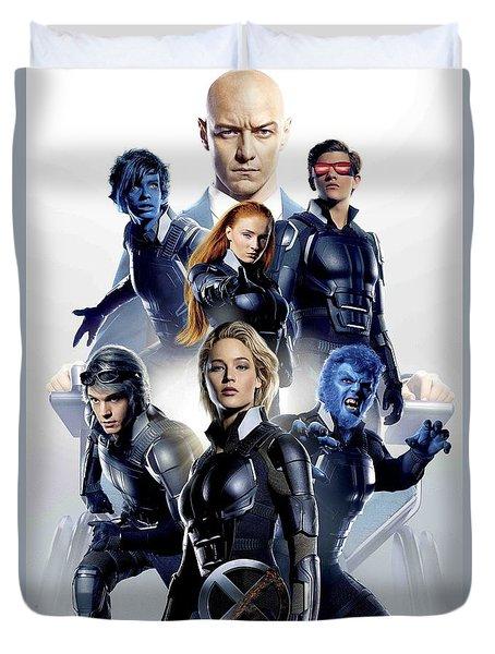 X-men Duvet Cover