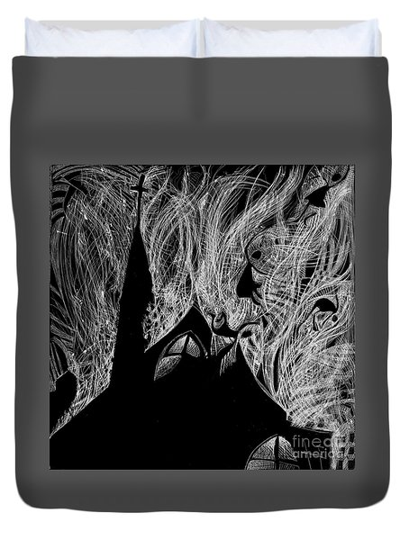 16th Street Church Bombing Duvet Cover