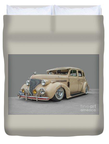 1939 Chevrolet Master Deluxe Duvet Cover