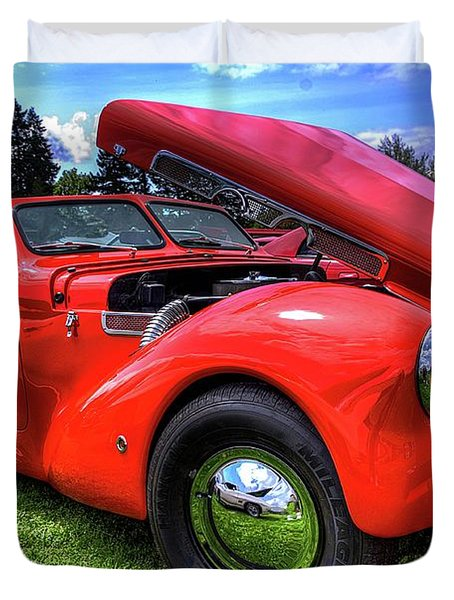 1969 Cord Automobile Duvet Cover
