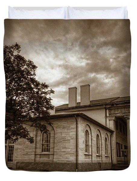 Arlington House Duvet Cover
