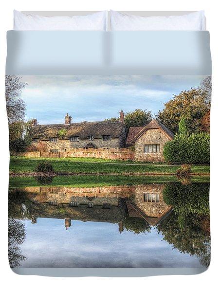 Ashmore - England Duvet Cover