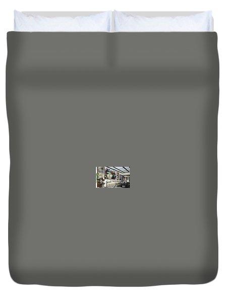 Floshine Duvet Cover