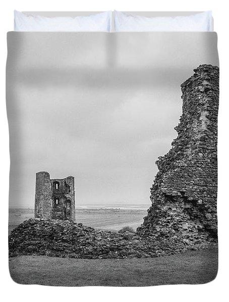Hadleigh Castle Duvet Cover