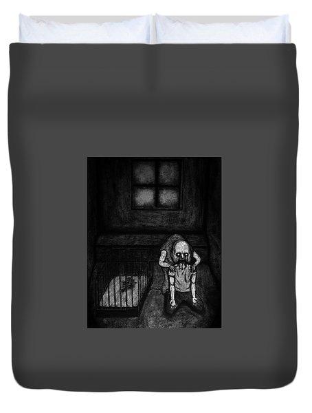 Nightmare Chewer - Artwork Duvet Cover
