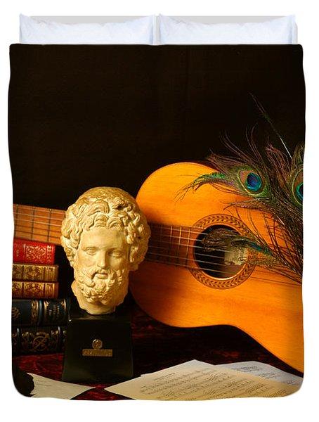 The Arts Duvet Cover
