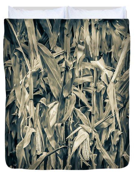 2018 Corn Duvet Cover