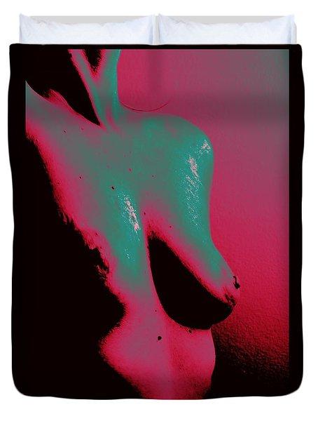 Fine Nude Art Duvet Cover