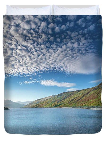 Loch Lyon Duvet Cover
