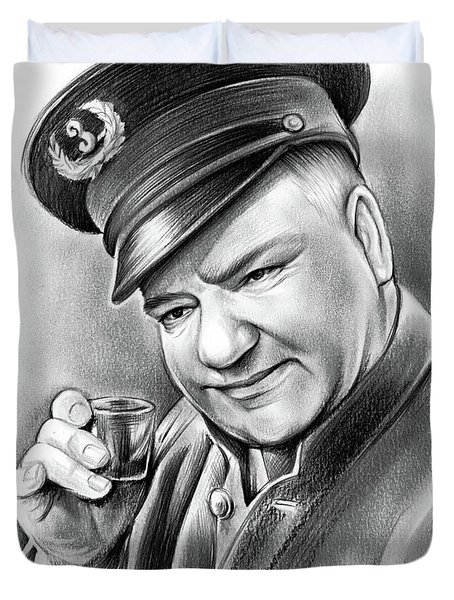 Wc Fields Duvet Cover