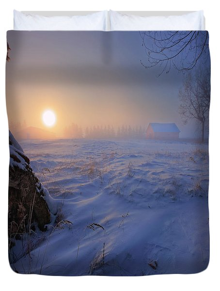 -30 Celsius Duvet Cover