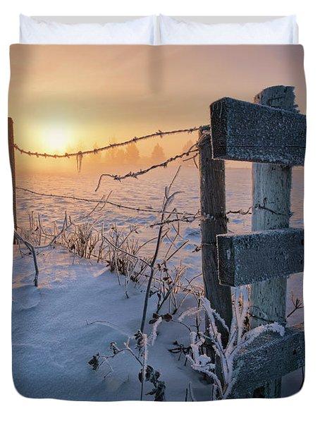 -30 Sunrise Duvet Cover