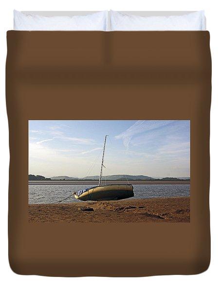 31/05/14 Cumbria. Arnside. Duvet Cover