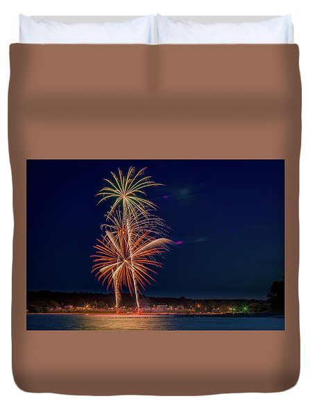4th Of July Duvet Cover