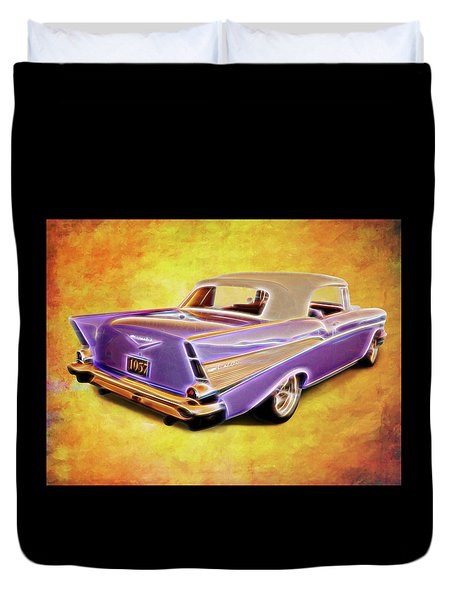 57 Droptop Duvet Cover