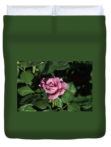 A New Rose Duvet Cover