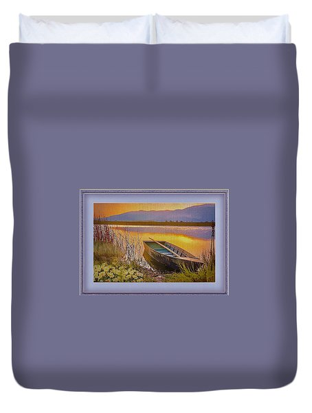 A Perfect Day Duvet Cover