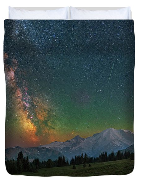 A Perfect Night Duvet Cover