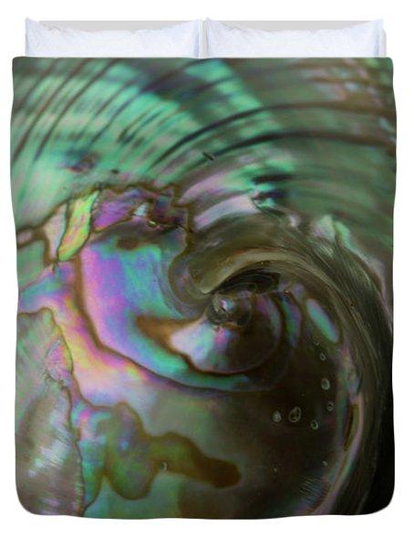 Abalone_shell_9903 Duvet Cover