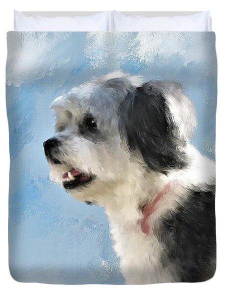 Abby 1 Duvet Cover