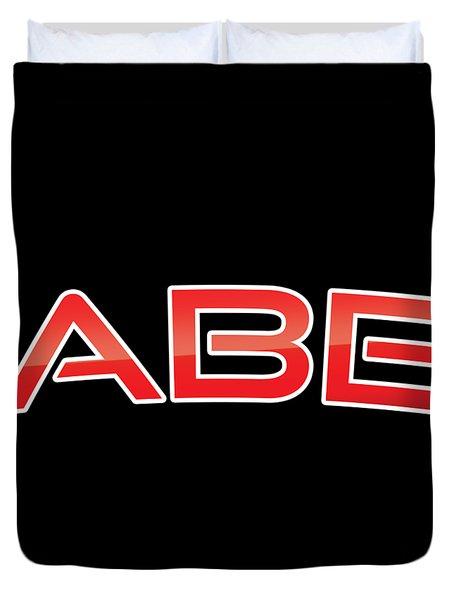 Abe Duvet Cover