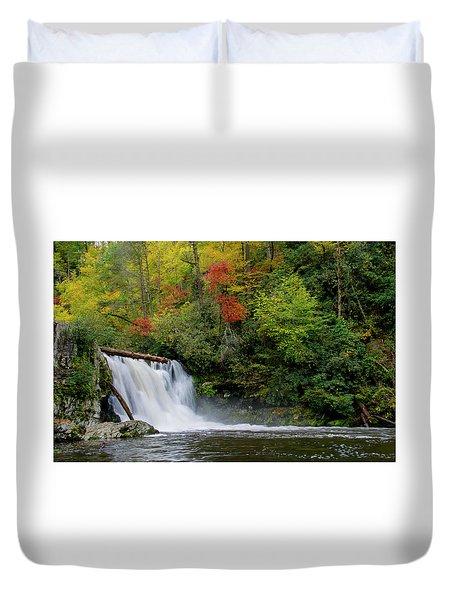 Abrams Falls Duvet Cover