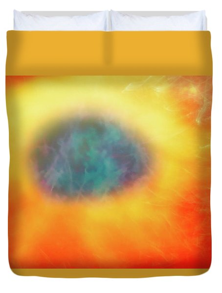Abstract 50 Duvet Cover