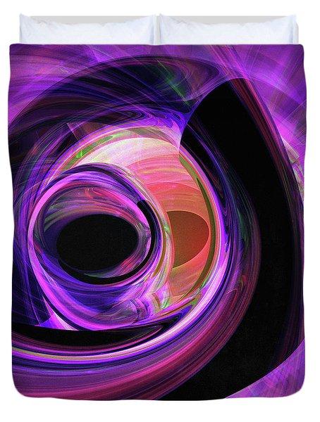 Abstract Rendered Artwork 3 Duvet Cover