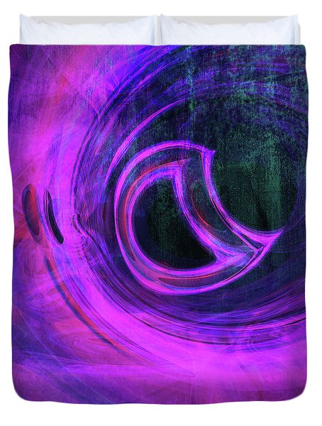 Abstract Rendered Artwork 4 Duvet Cover