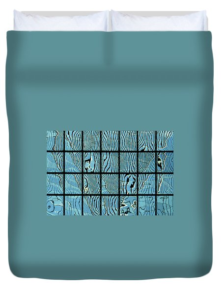 Abstritecture 14 Duvet Cover