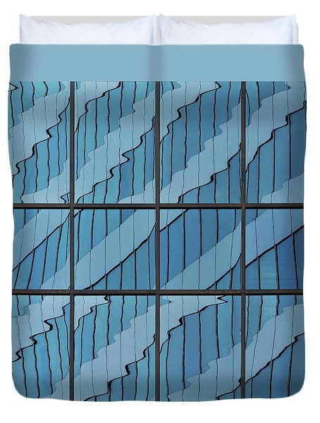 Abstritecture 39 Duvet Cover