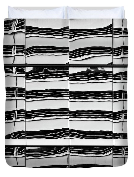 Abstritecture 40 Duvet Cover