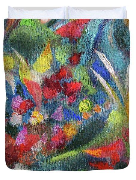 Abundance - Detail Duvet Cover